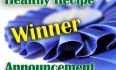 Recipe Winner Post